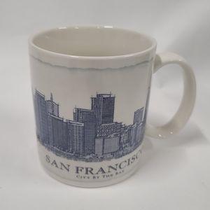 Starbucks City of San Francisco Coffee mug